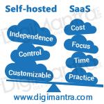Self-hosted vs. SaaS
