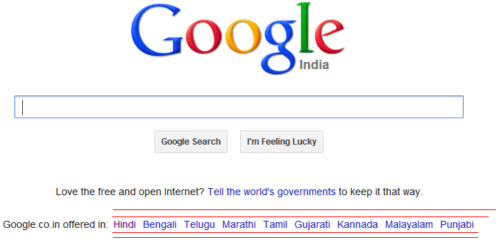 Google Regional [How To> Get Indian Languages Support For BlackBerry OS6